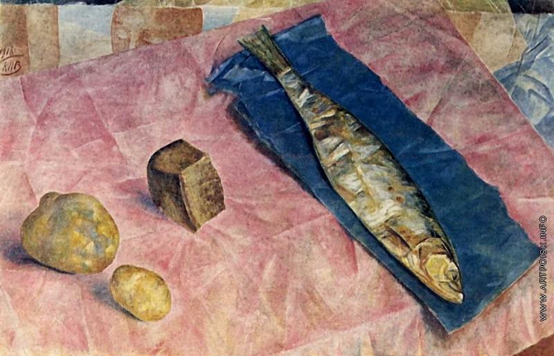 Петров-Водкин К. С. Натюрморт с ...: artpoisk.info/artist/petrov-vodkin_kuz_ma_sergeevich_1878...