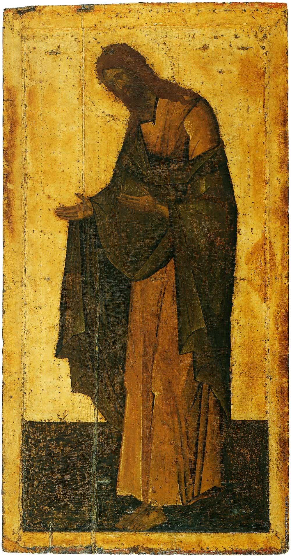 Деисусный чин благовещенского собора кремля феофан грек