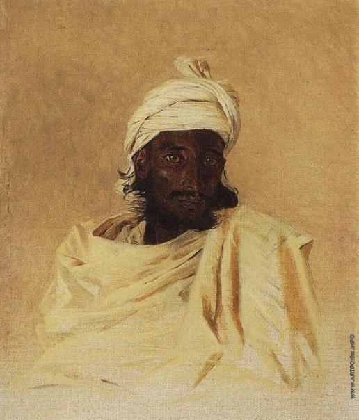 Верещагин В. В. Бхил (Бхилы - одно из горных племен Декана)