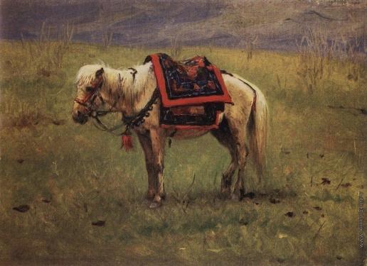 Верещагин В. В. Гималайский пони
