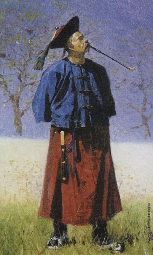 Верещагин В. В. Китаец
