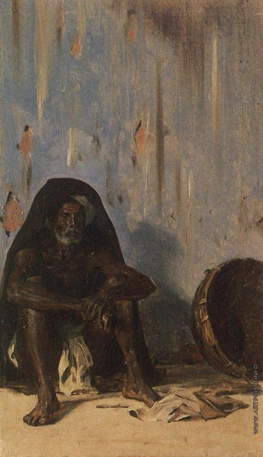 Верещагин В. В. Кули (Носильщик)
