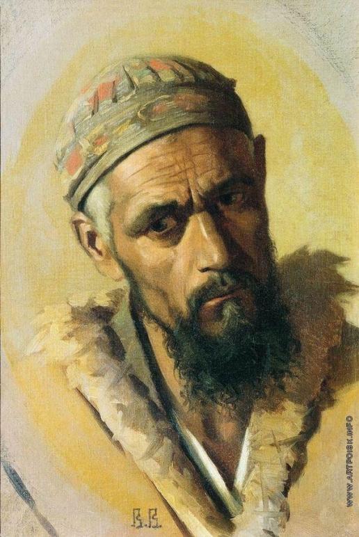 Верещагин В. В. Люлли (цыган)