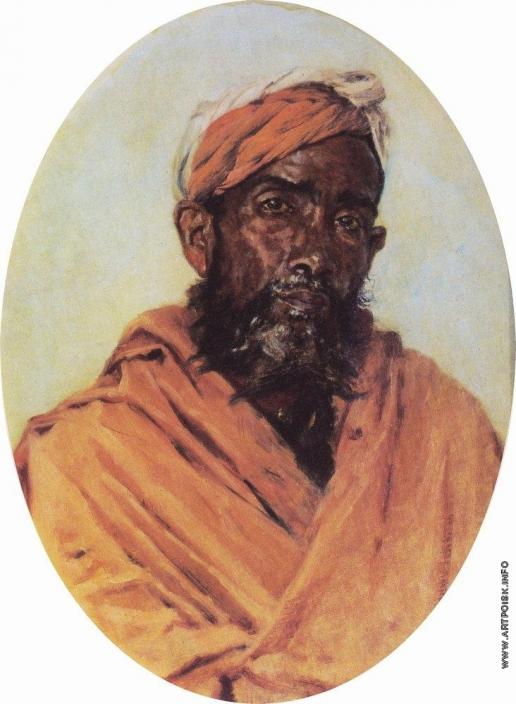 Верещагин В. В. Мусульманин-слуга
