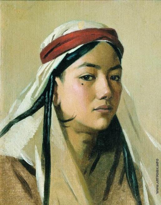 Верещагин В. В. Портрет бачи