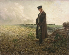Яковлев П. Ф. После градобития