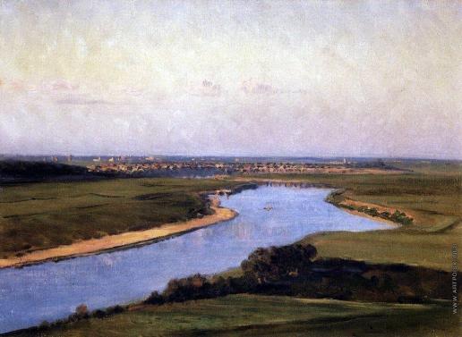 Верещагин В. В. Северная Двина