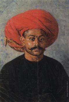 Верещагин В. В. Совар-правительственный посыльный
