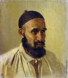 Верещагин В. В. Татарин из Оренбургской тюрьмы