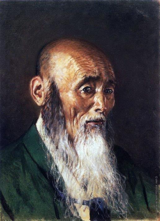 Верещагин В. В. Японский священник