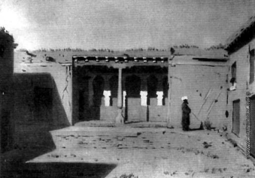Верещагин В. В. Домик в Самарканде