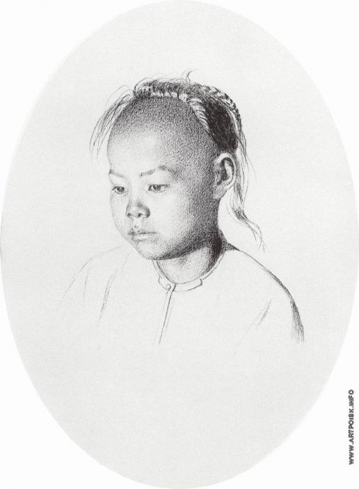 Верещагин В. В. Мальчик солон