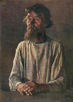 Верещагин В. В. Старик-молоканин в светлой сорочке