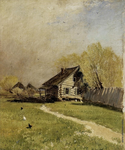 Коровин К. А. Ранняя весна