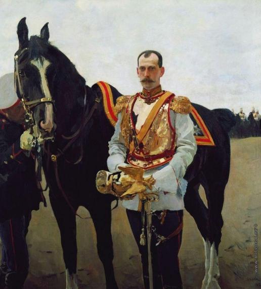 Серов В. А. Портрет великого князя Павла Александровича