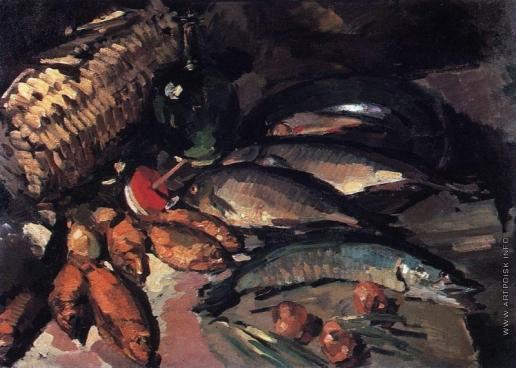 Коровин К. А. Рыбы