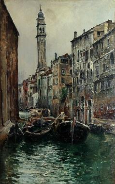 Беркос М. А. Венеция