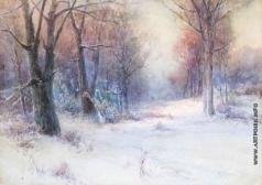 Беркос М. А. Зима