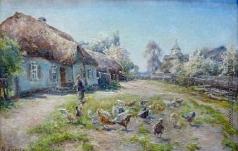 Беркос М. А. Весна