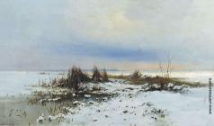 Светославский С. И. Зимний пейзаж
