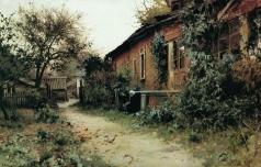 Светославский С. И. Осень