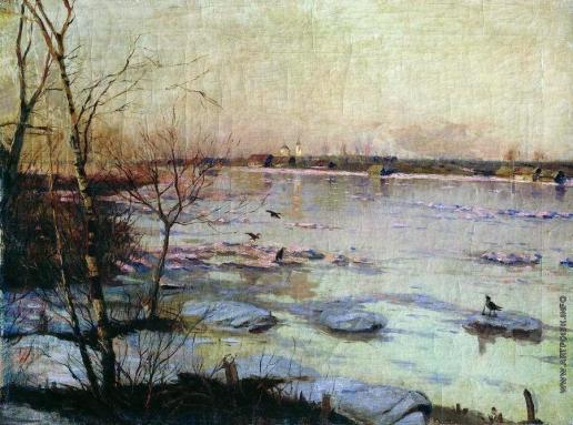 Светославский С. И. Половодье