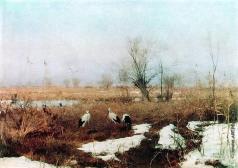 Светославский С. И. Начало весны