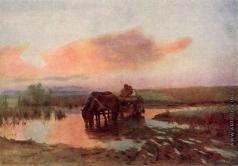 Светославский С. И. Вечер в степи