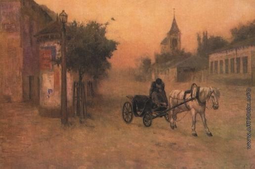 Светославский С. И. Старая Москва