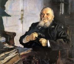 Серов В. А. Портрет А.Н. Турчанинова