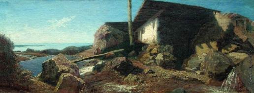 Орловский В. Д. Дом возле моря