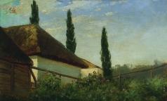 Орловский В. Д. Летом на хуторе