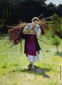 Пимоненко Н. К. Из лесу