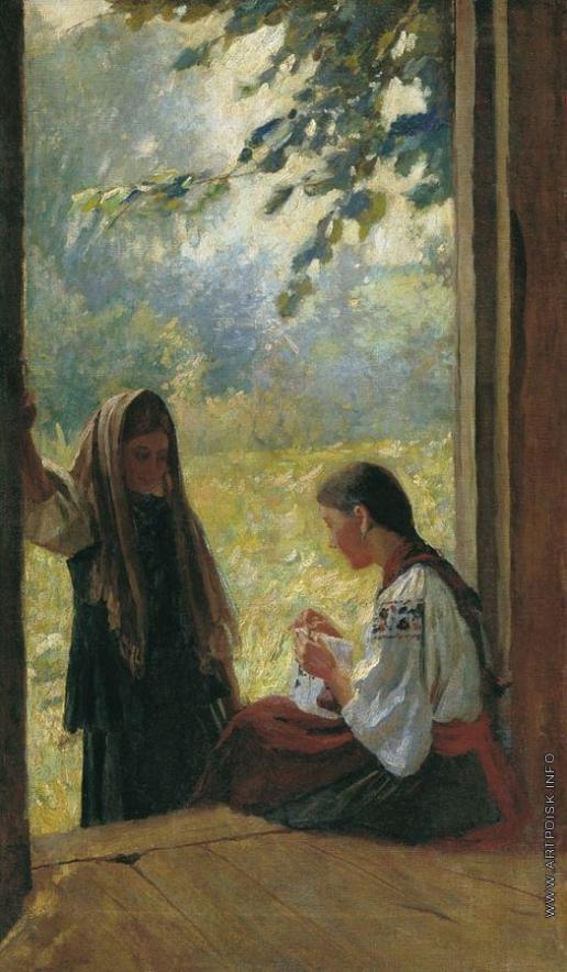 Пимоненко Н. К. Подруги