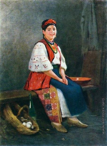 Пимоненко Н. К. Молодая хозяйка