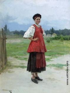 Пимоненко Н. К. Молодица