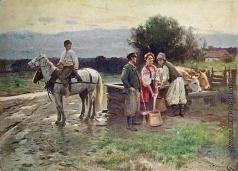 Пимоненко Н. К. Соперники