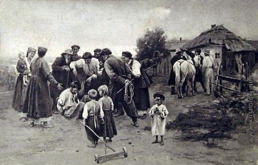 Пимоненко Н. К. Самосуд