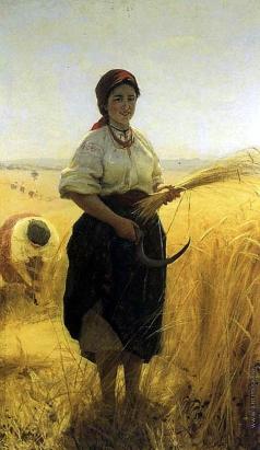 Пимоненко Н. К. Жница