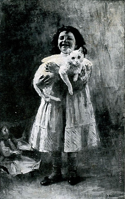 Пимоненко Н. К. Девочка