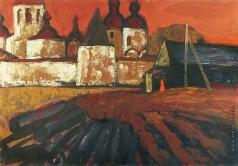 Хайкин Д. С. Кирилло-Белозерский монастырь