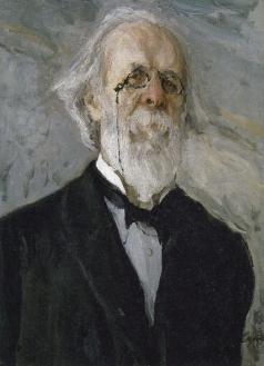 Серов В. А. Портрет Д.В. Стасова