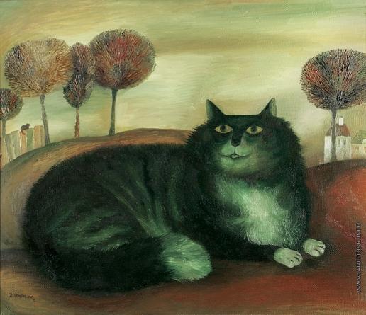 Хайкин Д. С. Черный кот