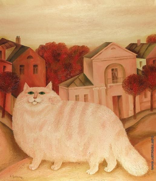 Хайкин Д. С. Розовый кот
