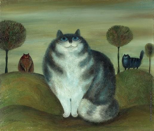 Хайкин Д. С. Три кота