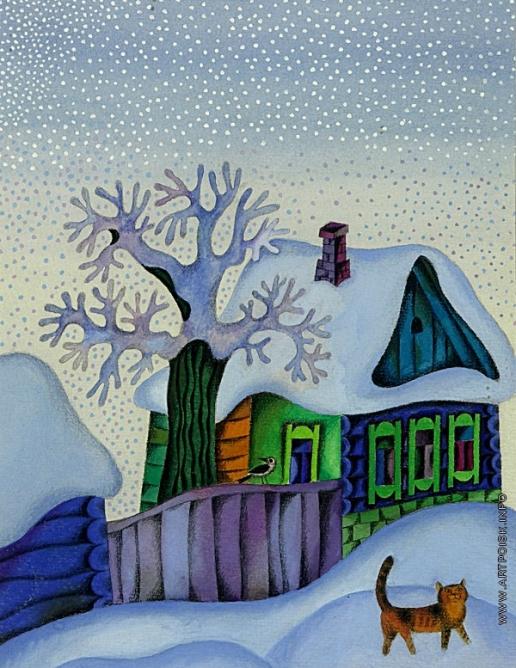 Хайкин Д. С. Иллюстрации к детским книгам