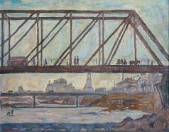 Тутунов А. А. Мост в Торжке