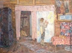 Тутунов А. А. Каникулы в деревне