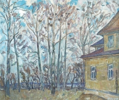 Тутунов А. А. Весна
