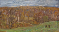 Тутунов А. А. Осень